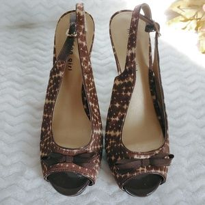 Madden girl Shoes Size 8 1/2